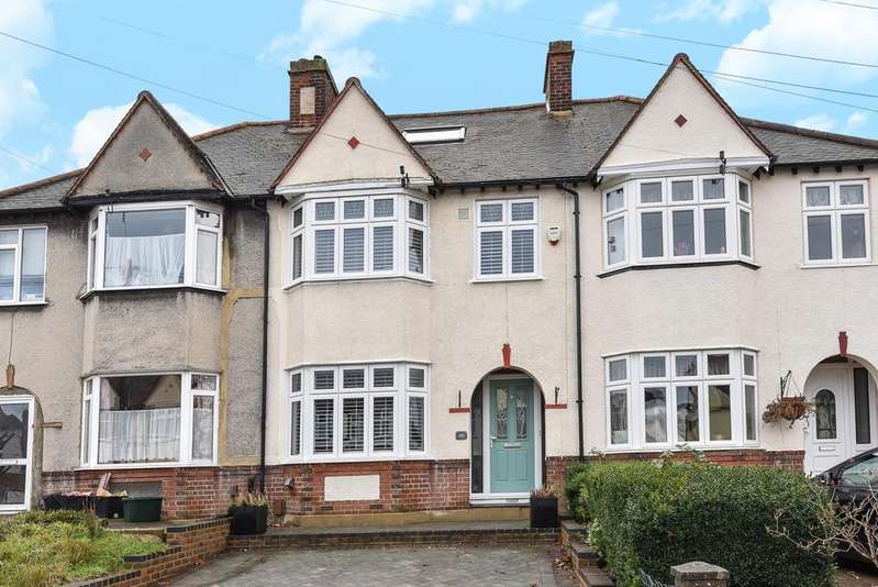 4 Bedrooms Terraced House for sale in Silver Lane West Wickham BR4