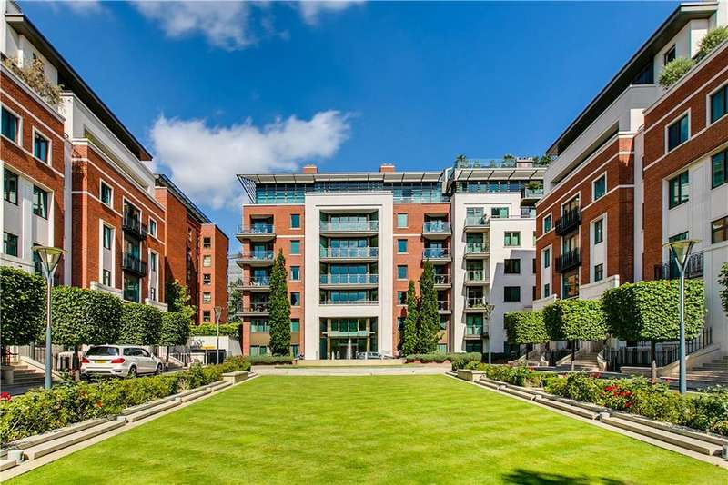 3 Bedrooms Flat for sale in Thornwood Lodge, Thornwood Gardens, London, W8