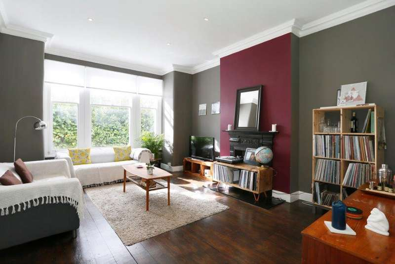 2 Bedrooms Flat for sale in Louisville Road, London SW17