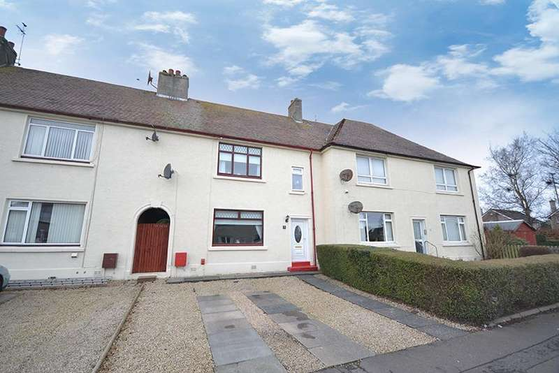3 Bedrooms Villa House for sale in 7 Afton Gardens, Troon, KA10 7BW