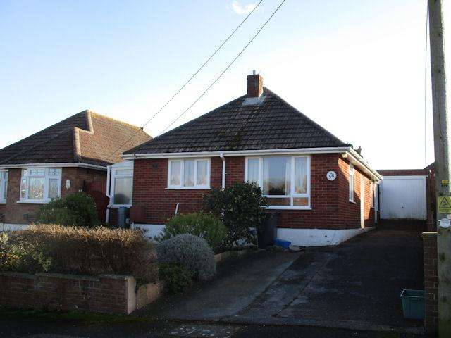 2 Bedrooms Semi Detached Bungalow for rent in Elmfield Crescent, Exmouth EX8