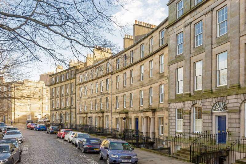 1 Bedroom Ground Flat for sale in 21a Royal Crescent, Edinburgh, EH3 6QA