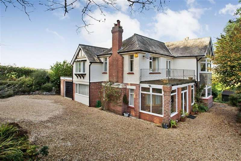 4 Bedrooms Detached House for sale in Teignmouth Road, Maidencombe, Torquay, Devon, TQ1