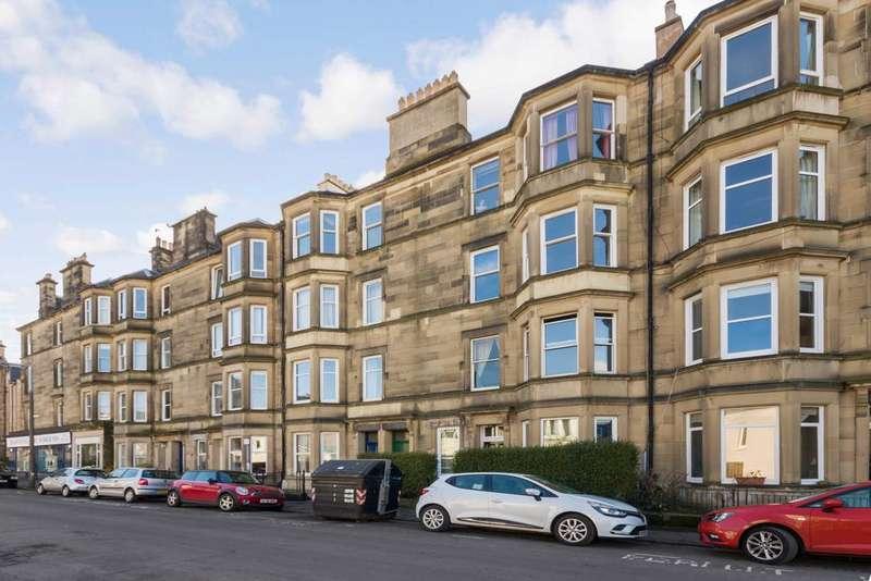 2 Bedrooms Flat for sale in 11/2 Polwarth Place, Polwarth, Edinburgh, EH11 1LG