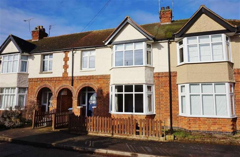 3 Bedrooms Terraced House for sale in Kibworth Beauchamp