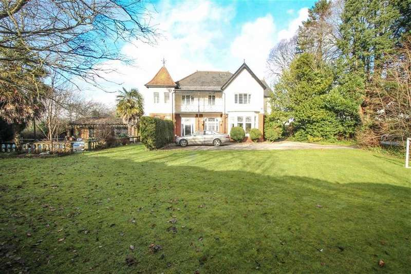 6 Bedrooms Detached House for sale in Westbourne Crescent, Whitchurch, Cardiff