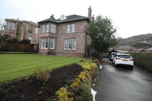 6 Bedrooms Detached House for sale in Craigbarnet, 107 Octavia Terrace, Greenock, PA16 7PY