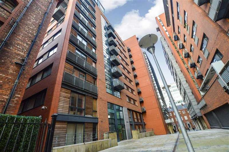 1 Bedroom Apartment Flat for sale in Bauhaus, City Centre, Manchester, M3