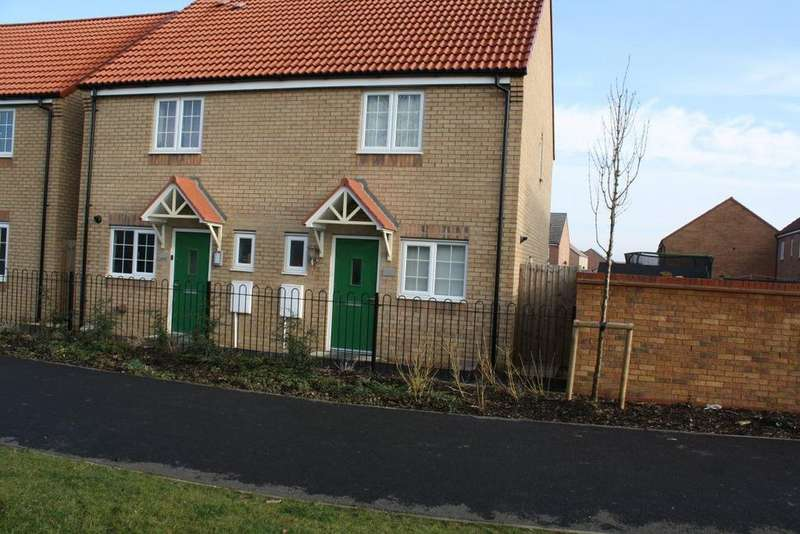 2 Bedrooms House for rent in Apollo Avenue, Stanground, Peterborough