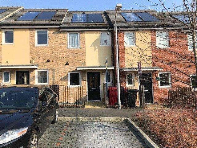 2 Bedrooms Terraced House for sale in Tay Road, Tilehurst, Reading, Berkshire, RG30