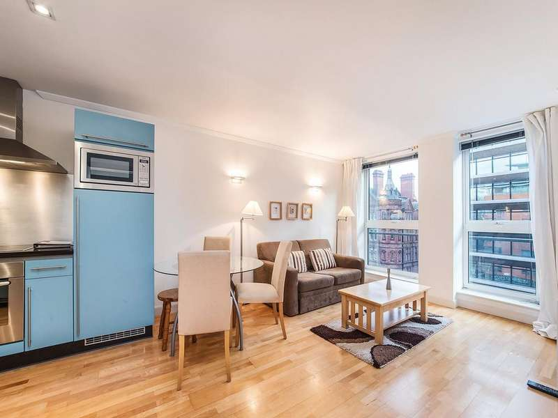 1 Bedroom Apartment Flat for rent in High Holborn, Holborn, WC1V