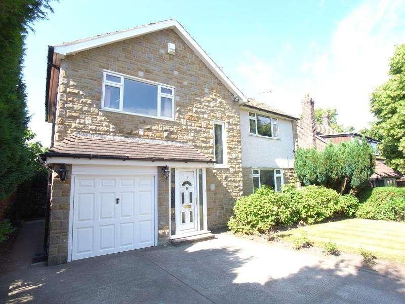 4 Bedrooms Detached House for rent in HIGH ASH AVENUE, ALWOODLEY, LEEDS, LS17 8RG