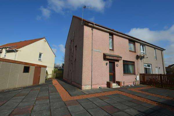 3 Bedrooms Semi-detached Villa House for sale in 2 Elms Place, Stevenston, KA20 4EF