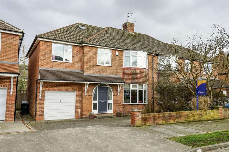 5 Bedrooms Semi Detached House for sale in Dringthorpe Road, Dringhouses, York