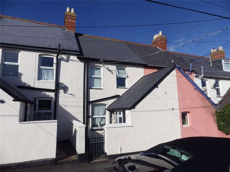 2 Bedrooms Terraced House for rent in Gladstone Terrace, Watchet, Somerset, TA23