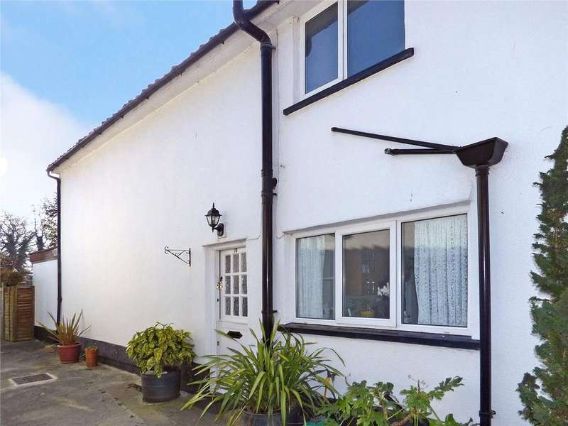 2 Bedrooms Semi Detached House for sale in Castle Street, Nether Stowey, Bridgwater, Somerset, TA5