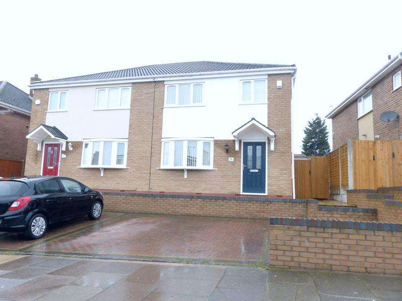 3 Bedrooms Semi Detached House for sale in Malthouse Lane, Great Barr