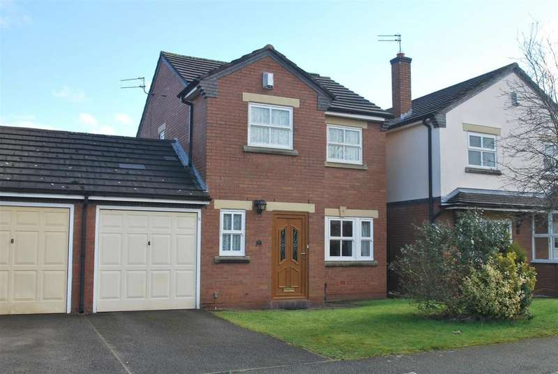 3 Bedrooms Detached House for sale in Sherwood Grove, Helsby