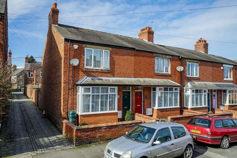 3 Bedrooms End Of Terrace House for sale in Lindley Street, YORK
