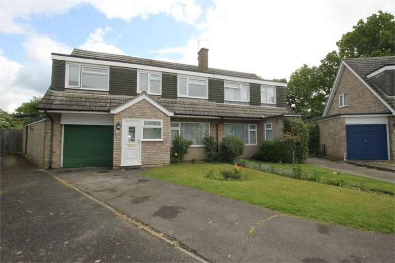 4 Bedrooms Semi Detached House for rent in Stanway, Colchester, Essex
