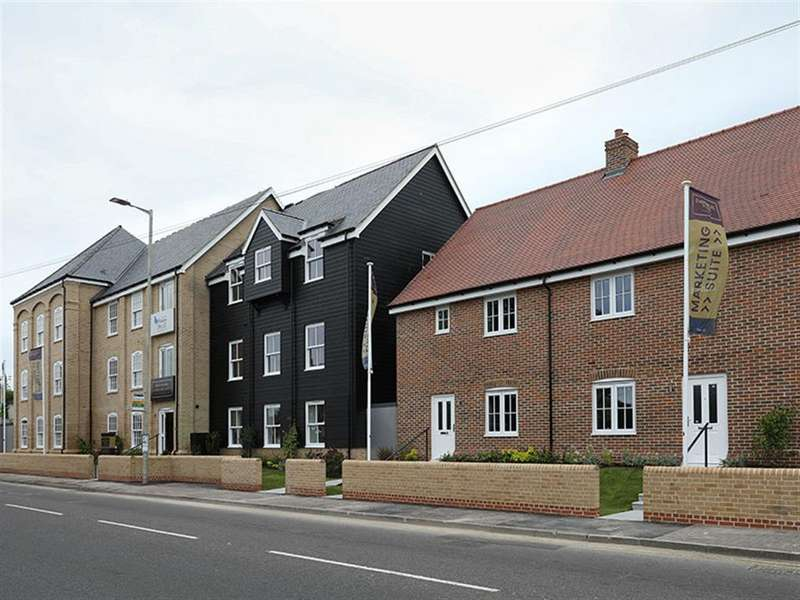 2 Bedrooms Ground Flat for rent in Arbury Place, Baldock, Herts, SG7 5FE