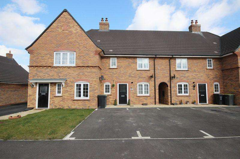 3 Bedrooms Terraced House for sale in Forder Close, Stewartby