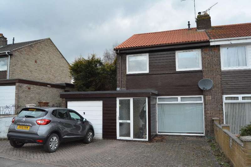 3 Bedrooms Semi Detached House for sale in Colonsay Avenue, Polmont, Falkirk, FK2 0UY
