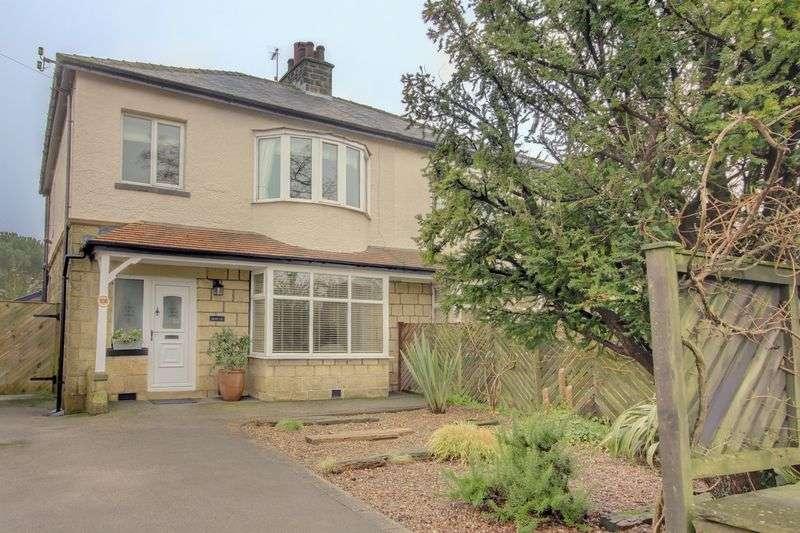 3 Bedrooms Property for sale in Otley Road, Eldwick. Bingley