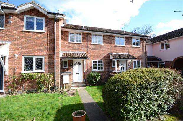 3 Bedrooms Terraced House for sale in Thyme Court, Farnborough, Hampshire