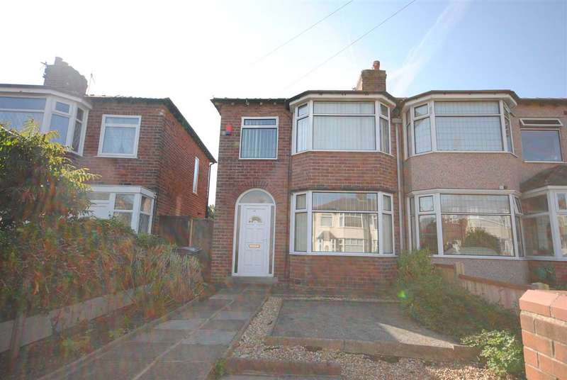 3 Bedrooms House for rent in Banbury Avenue, North Shore, Blackpool