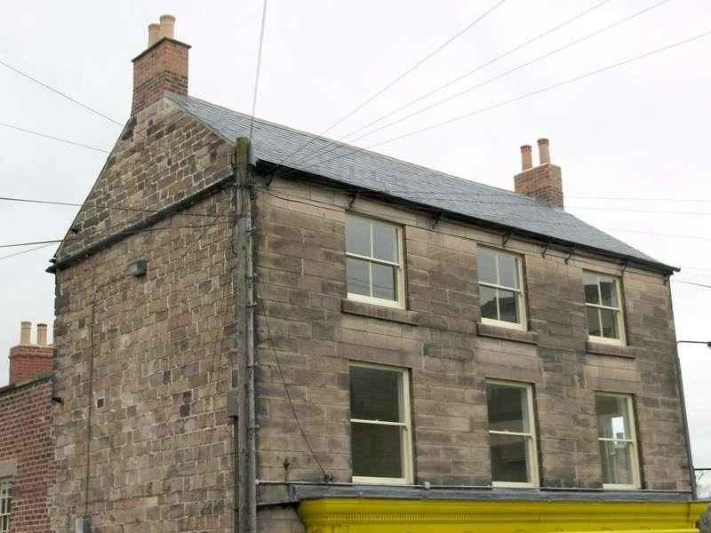 2 Bedrooms Flat for rent in Market Place, Belper, Derbyshire, DE56