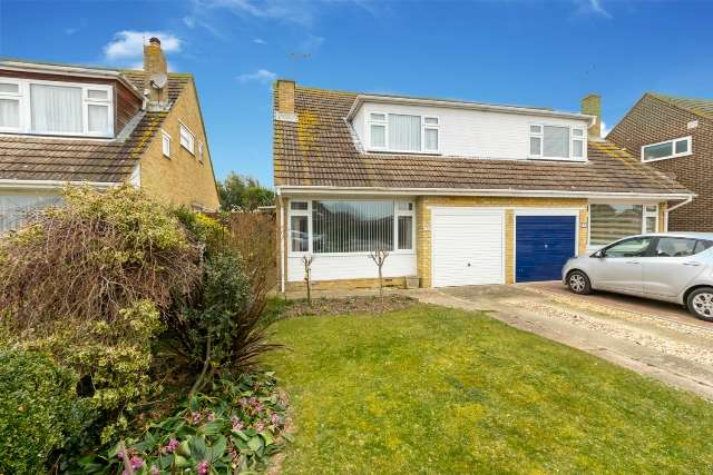 3 Bedrooms Semi Detached House for sale in GLOSTER DRIVE, NYETIMBER, BOGNOR REGIS, WEST SUSSEX. PO21 3JL