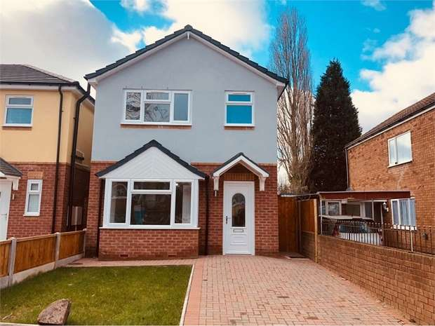 2 Bedrooms Detached House for sale in Hydes Road, WEST BROMWICH, West Midlands