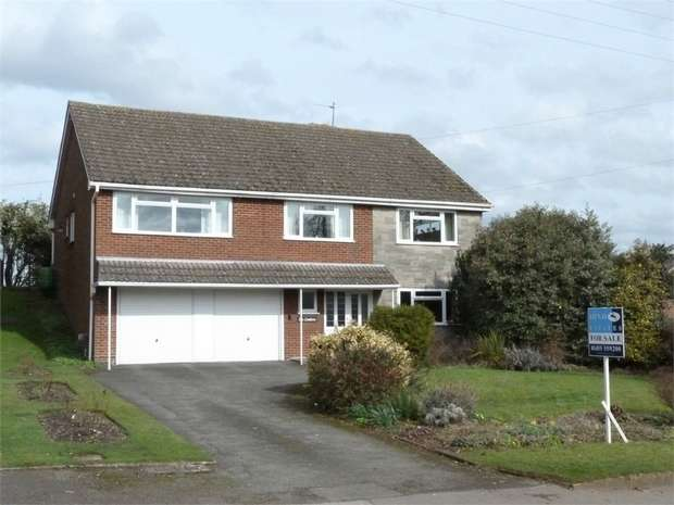4 Bedrooms Detached House for sale in Kimcote