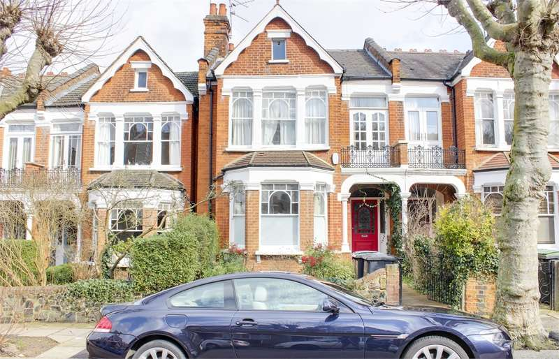 4 Bedrooms Terraced House for sale in Curzon Road, Muswell Hill, London