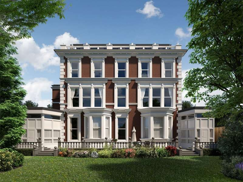 2 Bedrooms Duplex Flat for sale in Devonshire Road, Princes Park, L8
