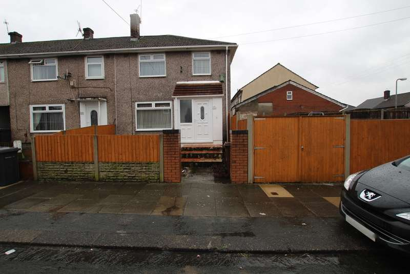 3 Bedrooms Terraced House for sale in Musker Drive, Netherton, Liverpool, L30