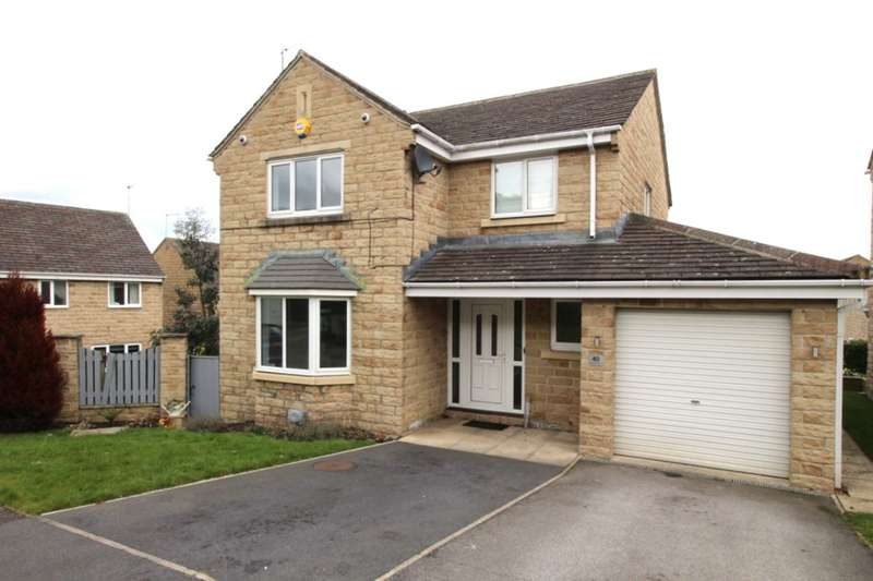 3 Bedrooms Detached House for sale in Oakfield Drive, Mirfield, WF14