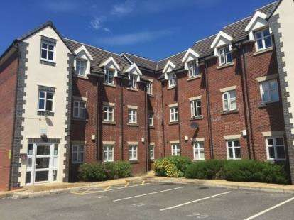 2 Bedrooms Flat for sale in Cashel Court, 555 Manchester Road, Wardley, Manchester