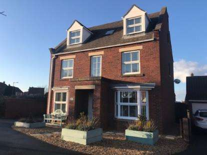 4 Bedrooms Detached House for sale in Chancel Way, Whitby, North Yorkshire, .