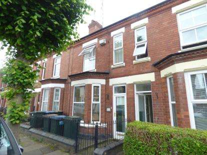3 Bedrooms Terraced House for sale in Beaconsfield Road, Stoke, Coventry, West Midlands