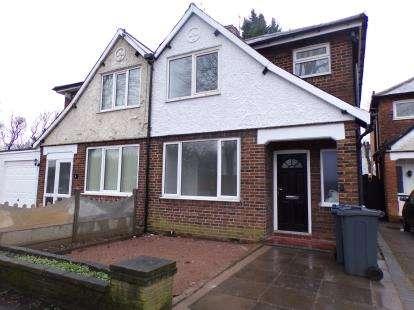 3 Bedrooms Semi Detached House for sale in Highland Road, Erdington, Birmingham, West Midlands