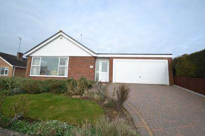 3 Bedrooms Bungalow for sale in Glenfield Drive, Great Doddington, Wellingborough, Northamptonshire