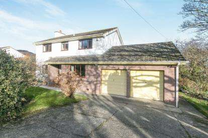 4 Bedrooms Detached House for sale in Cadnant Park, Conwy, North Wales, LL32