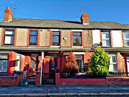 3 Bedrooms Terraced House for sale in Princes Road, Ellesmere Port, Cheshire, CH65