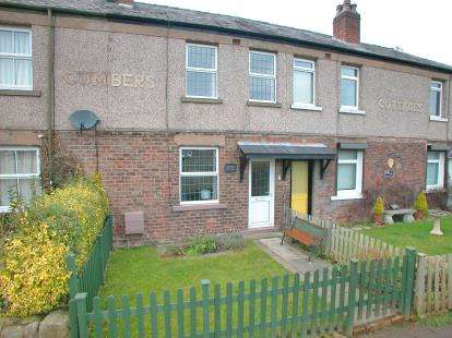 2 Bedrooms Terraced House for sale in Cumbers Cottages, Cumbers Lane, Ness, CH64