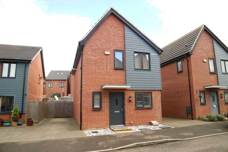 3 Bedrooms Detached House for rent in Harley Drive, Walton