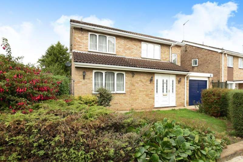 4 Bedrooms Detached House for sale in Raleigh Drive, Whetstone