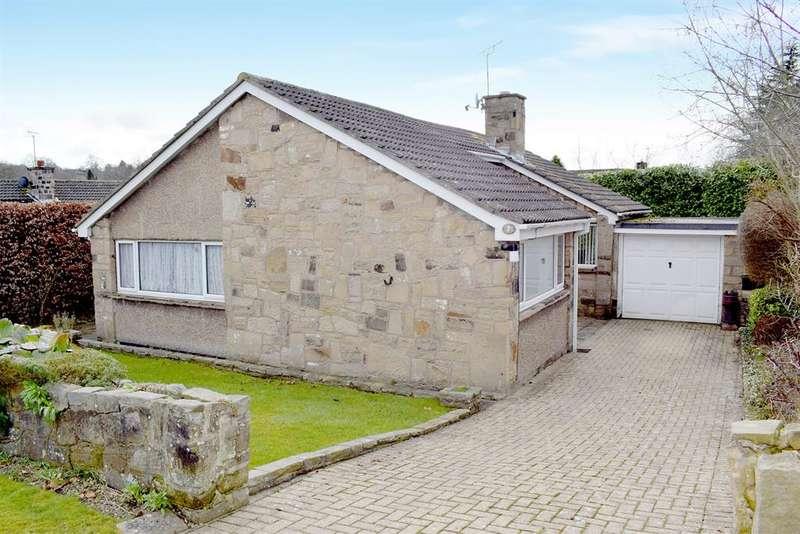 2 Bedrooms Detached Bungalow for sale in Congreve Way, Bardsey, Leeds, LS17 9BG