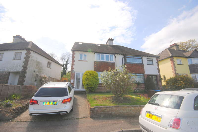 4 Bedrooms Semi Detached House for rent in Oxted, Surrey